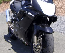 A Learning Experience with a '99 Honda CBR600
