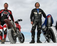 Land Racing and The Bonneville Salt Flats