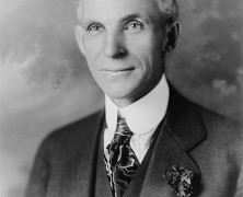 Reading…Henry Ford, An Interpretation, by Samuel Marquis