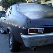 Kerbside San Francisco – Muscle Cars