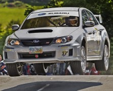 Subaru Impreza vs. Isle of Man TT