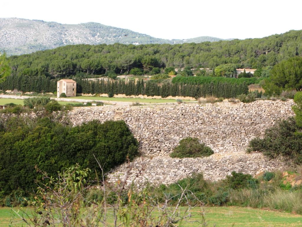 Sitges-Terramar turn 1 banking