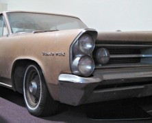 Neanderthal Muscle: 1963 Pontiac Grand Prix