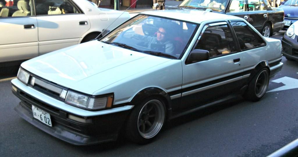 Toyota AE86 hotrod