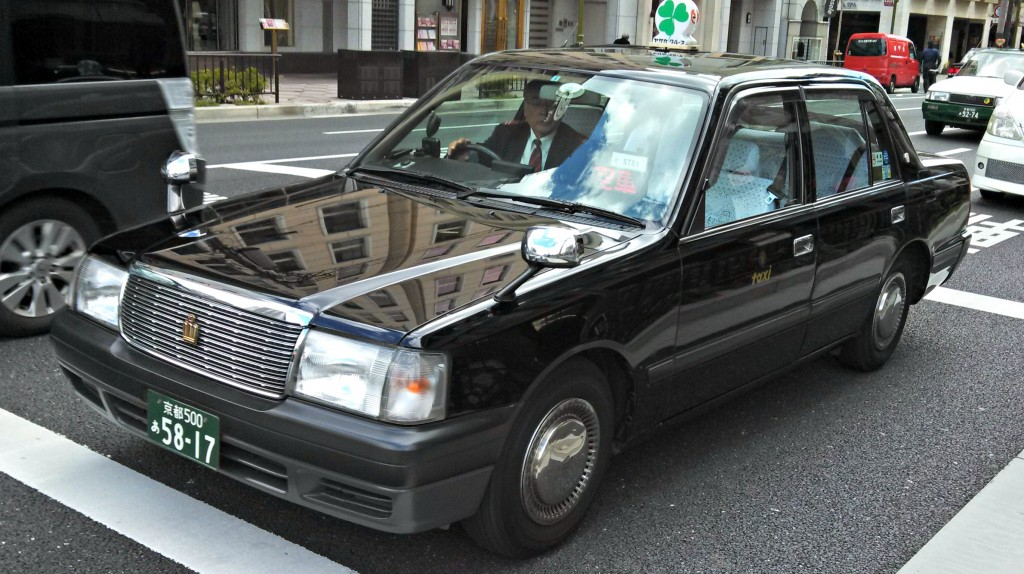 Toyota Crown Super Deluxe, Kyoto