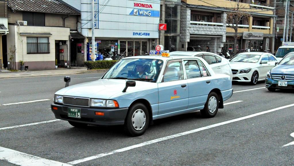 Nissan Crew, Kyoto