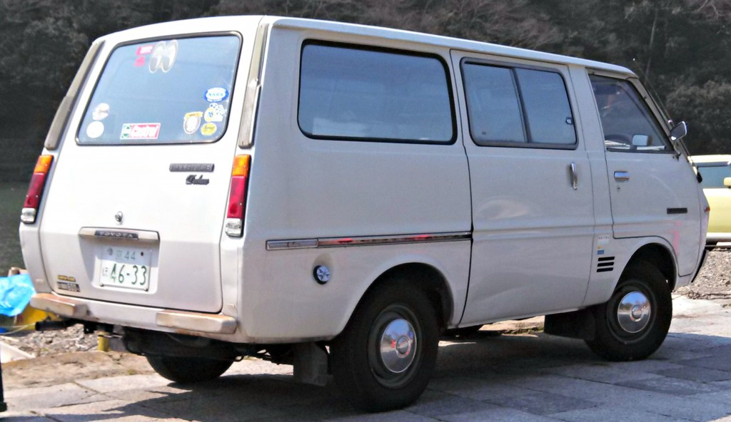 Toyota LiteAce, Kyoto