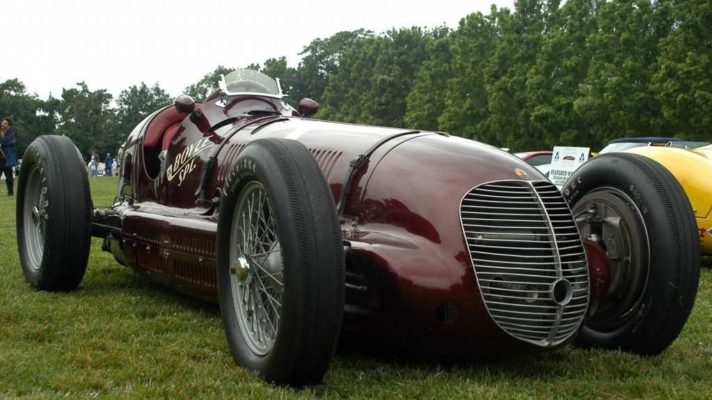Maserati 8CTF Boyle Spl, courtest Conceptcarz