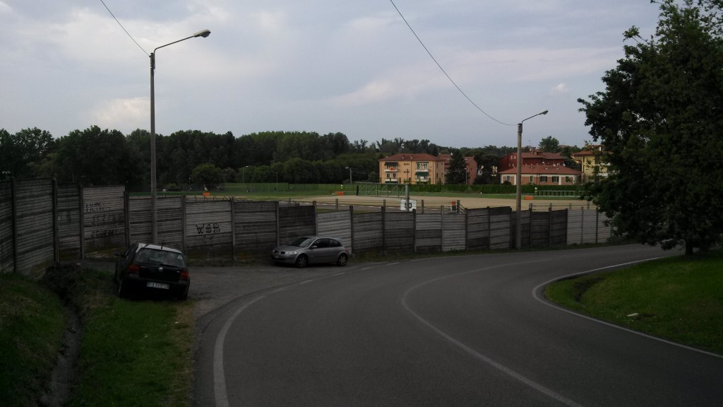 Rivazza, Imola, May 1 2014
