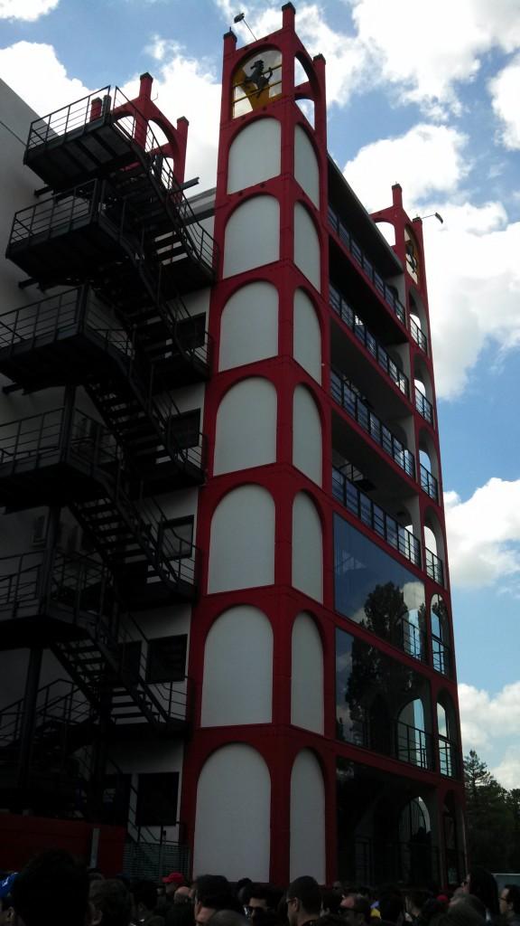 Imola: Control Tower, May 1 2014