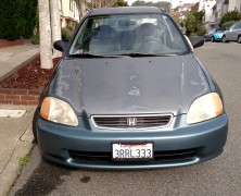 Scuderia Mugshots Part 4: '96 Honda Civic