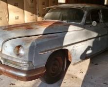 Scuderia Mugshots Part 6: '51 Lincoln Cosmopolitan