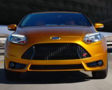 From the Archives: 2013 Ford Focus ST