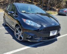 Hello, 2016 Ford Fiesta ST; Goodbye, 1996 Honda Civic