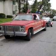 An Odyssey in Orange County: Giant Red GMC Part 2